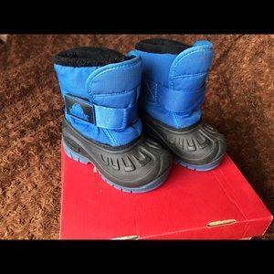 Kodiak Repel-X 'Sammie' Style Toddler Snow Boots